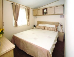 Ardmair holiday home bedroom