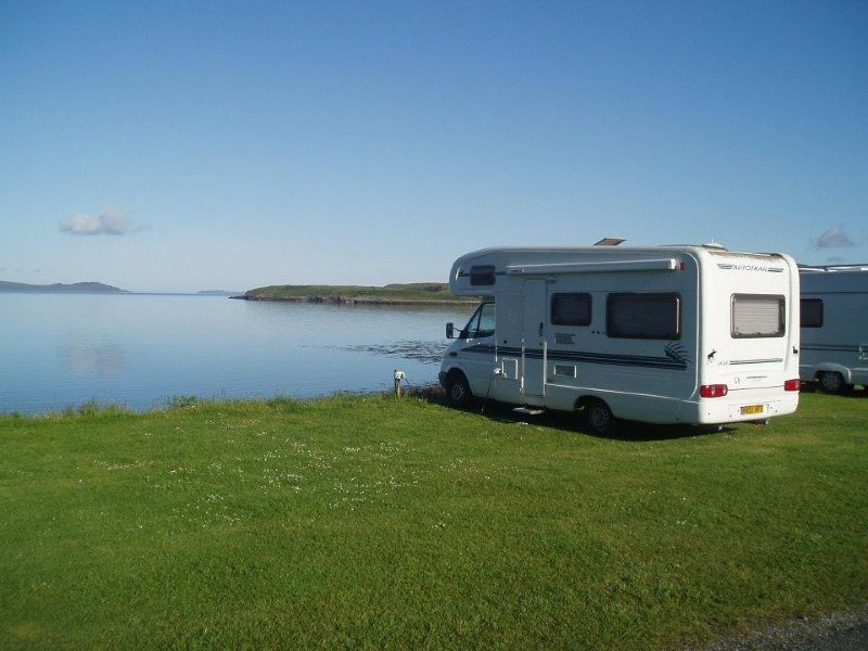 Ardmair Point Holiday Park Ullapool