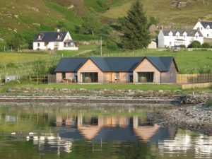 Ardmair Point Lodges Ullapool