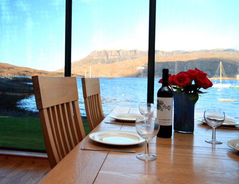 Ullapool Ardmair self-catering accommodation