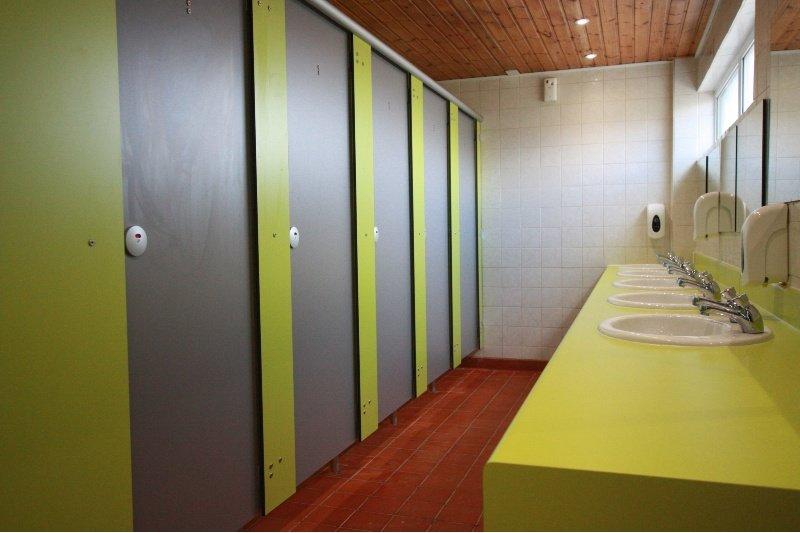 Ardmair point holiday park toilet block