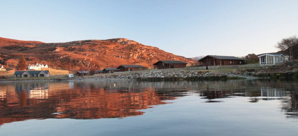 Ardmair Point Ullapool self-catering